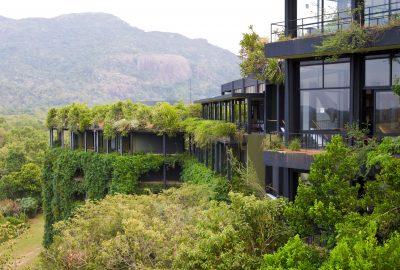 B7JR52 Kandalama Hotel near Dambulla in Sri Lanka