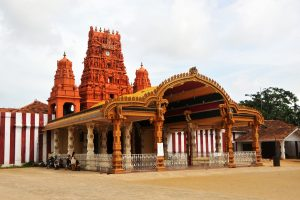 Nallur Temple at Jaffna