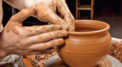 Columbus Tours - Pottery Activity - Sri Lanka - 06