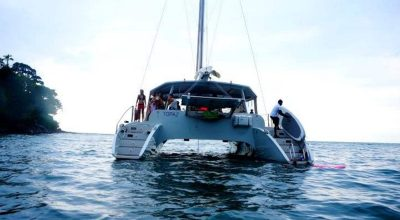 Sailing in Sri Lanka - Columbus Tours