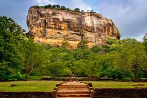 Sigiriya Rock Fortress 6