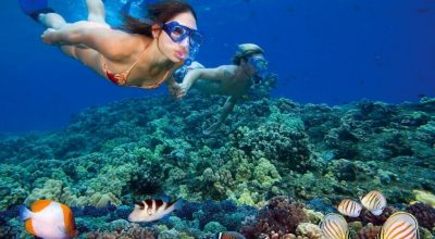 Snorkeling in Sri Lanka - Columbus Tours Sri Lanka