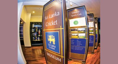 Sri Lanka Cricket Museum - Columbus Tours Sri Lanka (3)