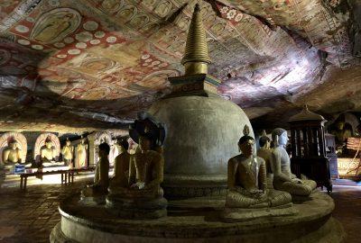 Sri Lanka - dambulla cave temple 6 Columbus Tours Sri Lanka (71)